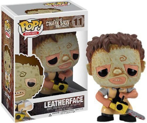 POP! Funko Movies: Leatherface - O Massacre da Serra Elétrica # 11
