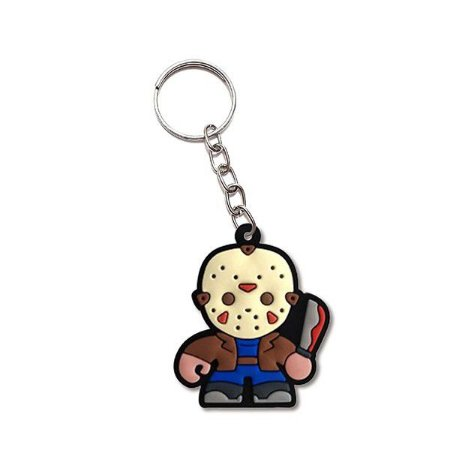Chaveiro Emborrachado Cute Jason