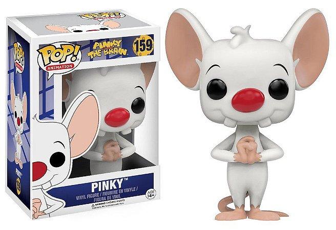POP! Funko Pinky e o Cérebro - Pinky