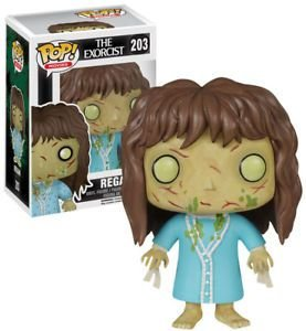 POP! Funko Movies: Regan - The Exorcist / O Exorcista #203