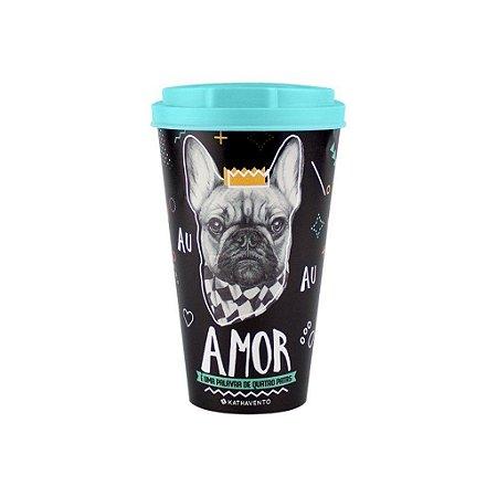 Copo Fun Pet Lovers - Cachorro