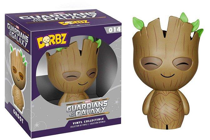 Dorbz Marvel Guardiões da Galaxia - Baby Groot # 014| Funko
