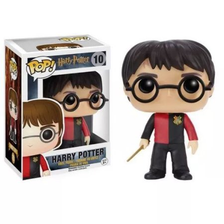POP! Funko Harry Potter: Harry Triwizard # 10