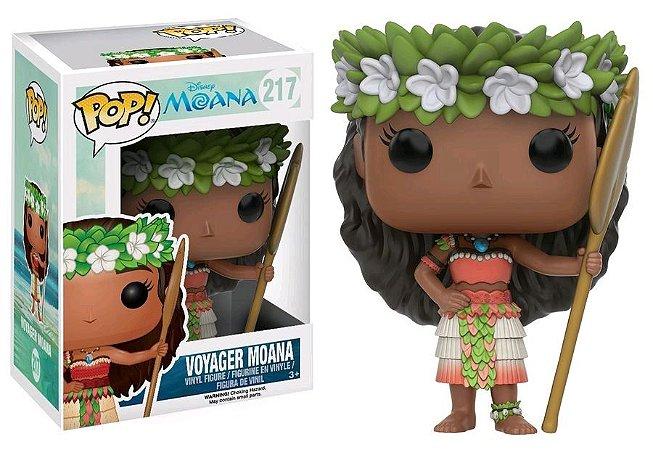 POP! Funko Disney: Voyager Moana #217