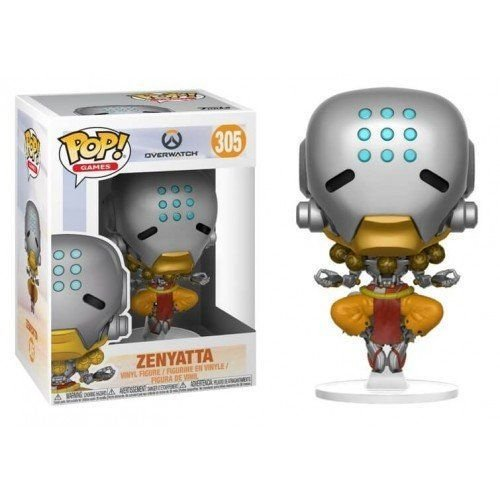 POP! Funko Overwatch: Zenyatta # 305