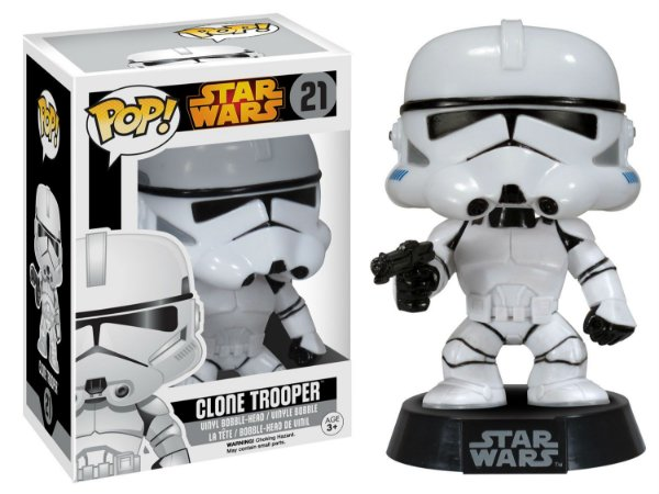 POP! Funko Star Wars: Clone Trooper #21
