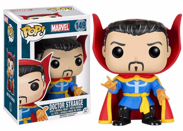 POP! Funko Marvel: Doctor Strange #149