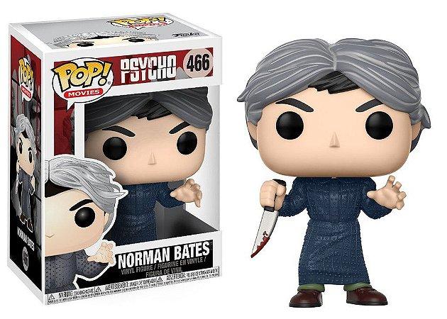 POP! Funko Psycho: Norman Bates # 466