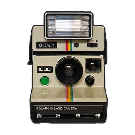 Porta Chaves MDF c/ 4 Ganchos - Polaroide