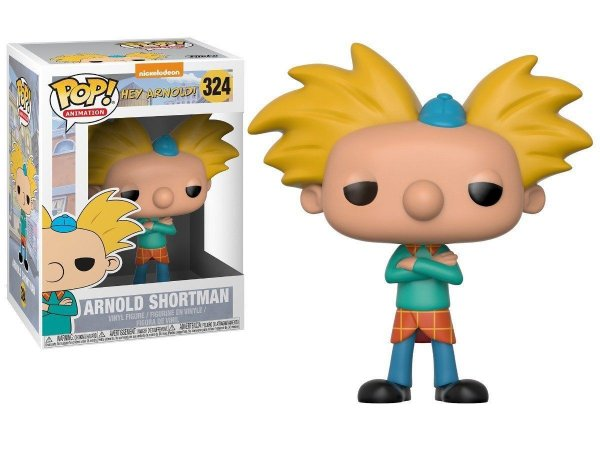 POP! Funko Hey Arnold: Arnold Shortman # 324