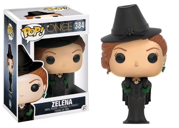 POP! Funko Once Upon A Time: Zelena # 384