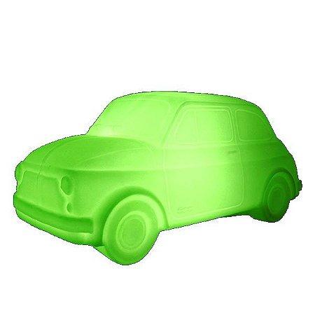 Luminária Decorativa Fiat 500, Cinquecento - Verde