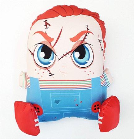 Almofada CuboArk 3D Formato Chucky