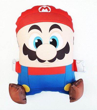 Almofada CuboArk 3D Formato Super Mario