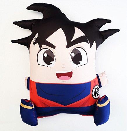 Almofada CuboArk 3D Formato Goku