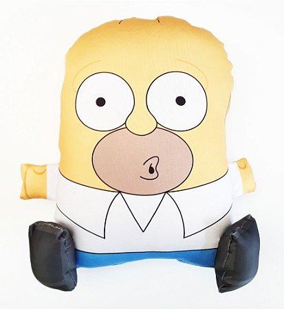 Almofada CuboArk 3D Formato Homer Simpson
