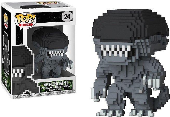 POP! Funko 8-Bit: Alien Xenomorph # 24