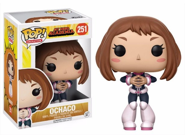 POP! Funko My Hero Academia: Ochaco # 251