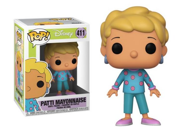 POP! Funko Disney: Patti Mayonnaise # 411