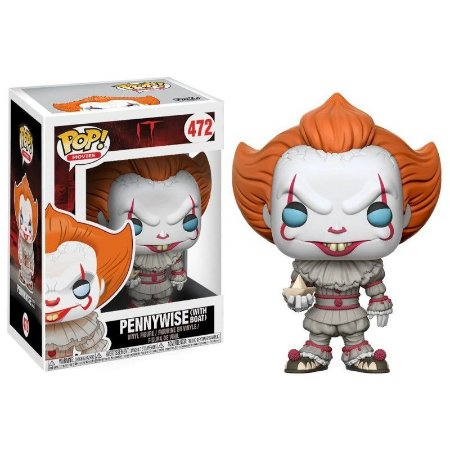 POP! Funko IT: Pennywise #472
