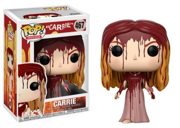 POP! Funko Movies: Carrie # 467