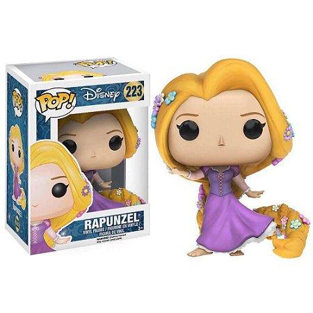 POP! Funko Disney: Rapunzel c/ Flores # 223