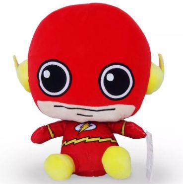 Pelúcia Super Fun Liga da Justiça DC Comics - Flash