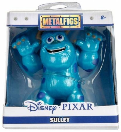 Mini Metals Die Cast Disney Pixar - Sulley
