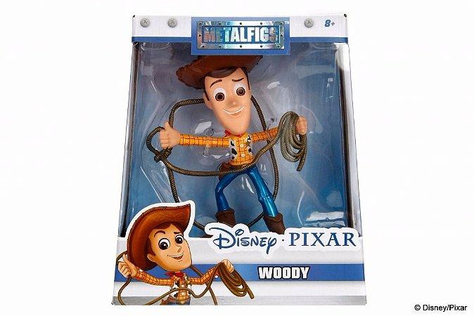 Boneco Metals Die Cast Disney / Pixar Toy Story - Woody