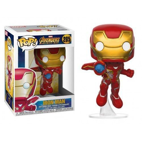 Pop! Funko Marvel Infinity War | Guerra Infinita - Iron Man # 285