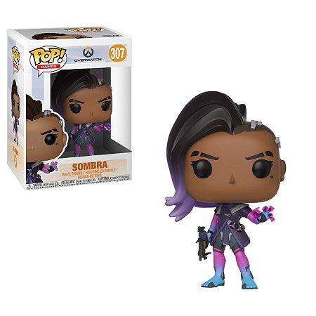 POP! Funko Games: Overwatch  - Sombra # 307