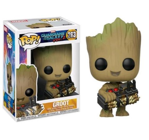 POP! Funko Guardians of the Galaxy 2: Baby Groot # 263