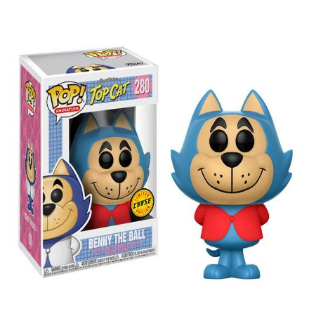 POP! Funko Animation Top Cat - CHASE Benny The Ball (Batatinha) # 280