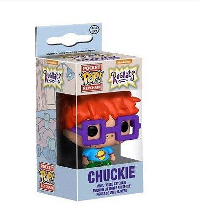 Chaveiro Pocket POP! Funko Rugrats - Chuckie