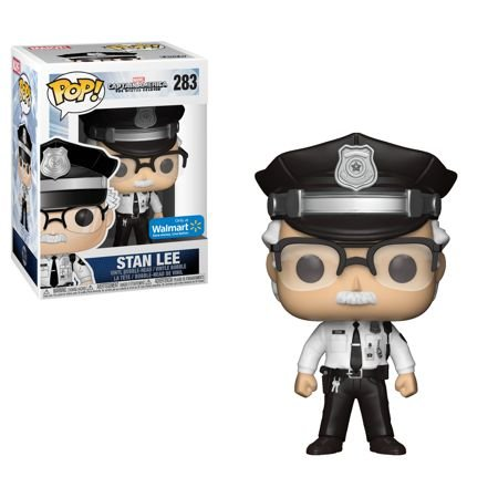 POP! Funko Marvel: Stan Lee Police Uniform # 283