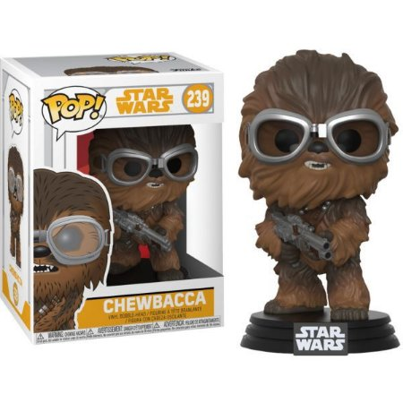 Pop! Funko Star Wars: Chewbacca W/ Goggles #239