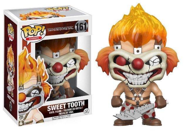 POP! Funko Twisted Metal: Sweet Tooth # 161