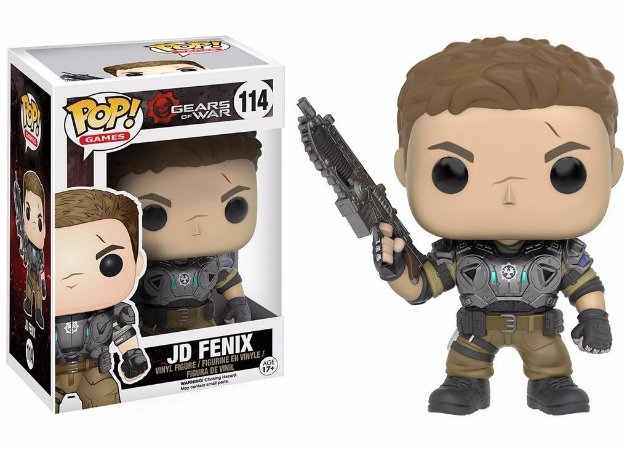 POP! Funko Gears of War: JD Fenix # 114