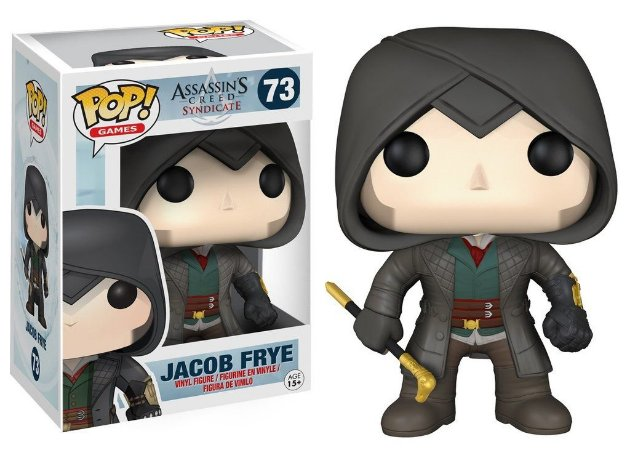 POP! Funko Assassin's Creed Sindicate: Jacob Frye # 73