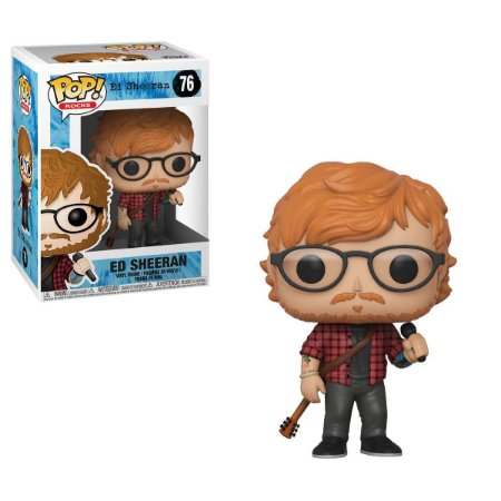 POP! Funko Music: Ed Sheeran # 76
