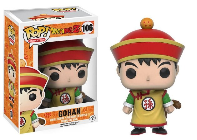 POP! Funko Dragon Ball Z: Gohan # 106