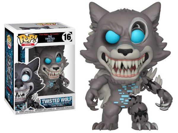POP! Funko Five Nights at Freddy's: Twisted Wolf # 16