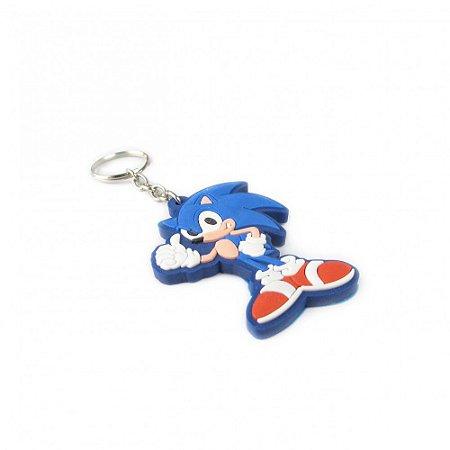 Chaveiro Cute Sonic