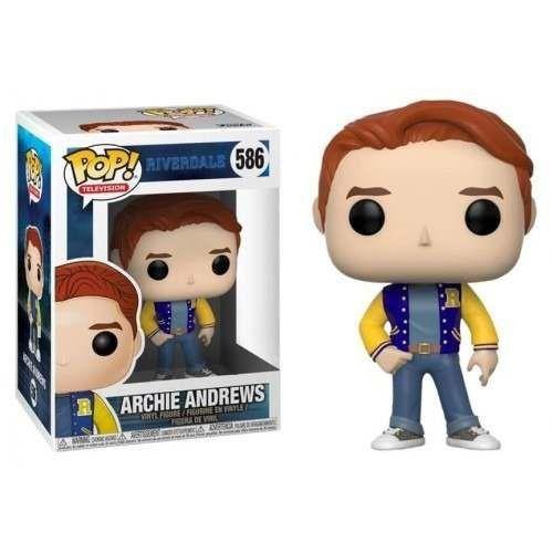 POP! Funko Riverdale - Archie Andrews # 586
