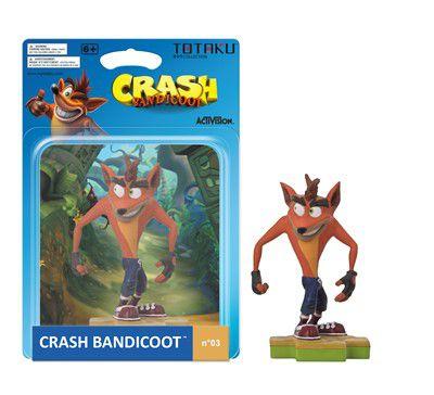 Estátua Colecionável Totaku Crash Bandicoot