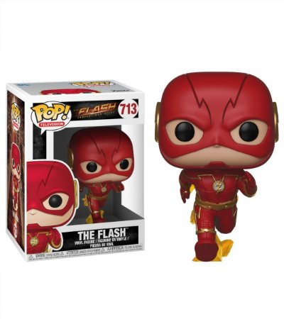 Boneco POP! Funko Television - The Flash # 713