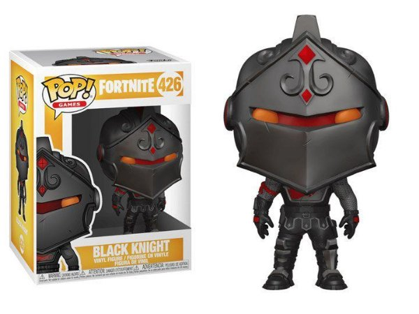 Boneco POP! Funko Fortnite Black Knight # 426