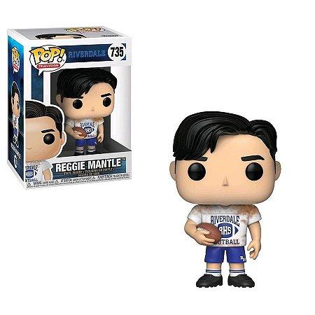 Boneco POP! Funko Riverdale 2 - Reggie Mantle # 735