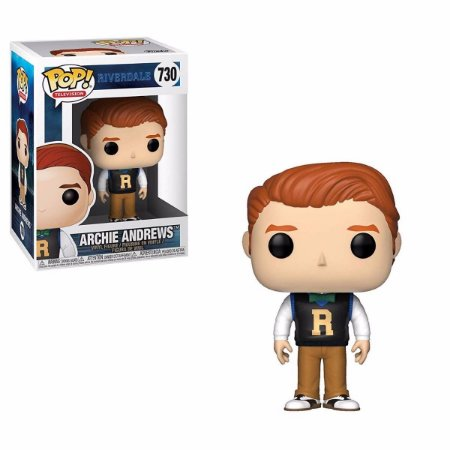 POP! Funko Riverdale 2 - Archie Andrews # 730