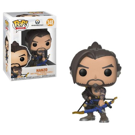 POP! Funko Games: Overwatch  - Hanzo # 348